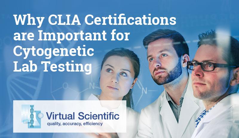 CLIA Certification
